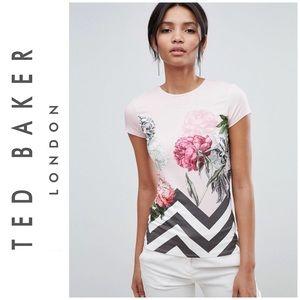 91656d648a51cd Ted Baker Tees - Short Sleeve Tops for Women | Poshmark